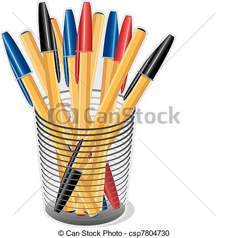 450x470 Clipart Pens