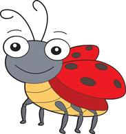 183x195 Clip Art Of Insects Clipart