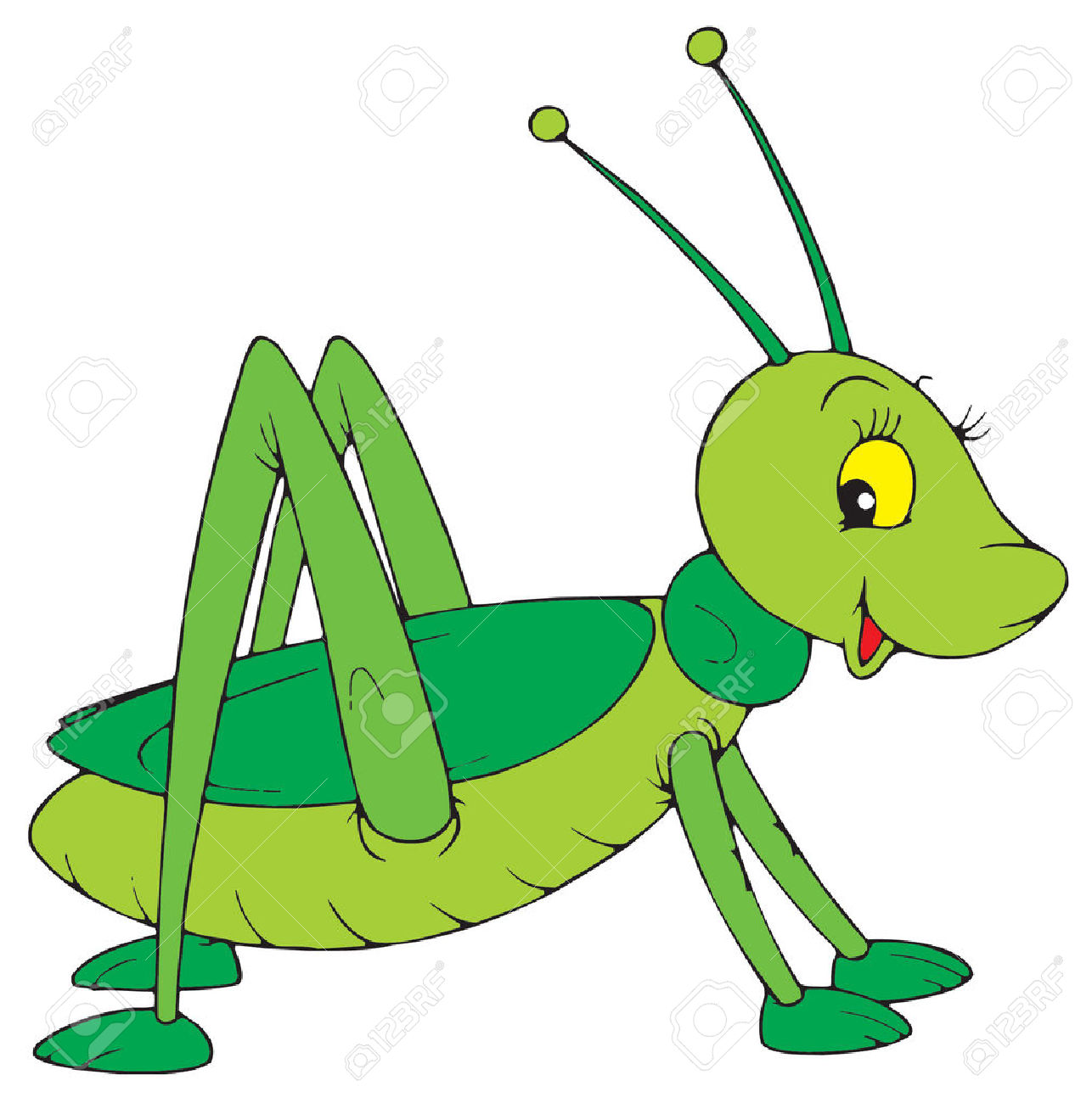 1286x1300 Insect Clipart Character