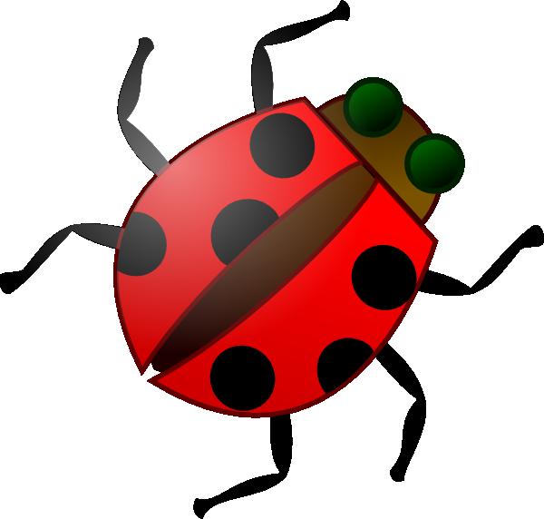 600x572 Bug Clip Art