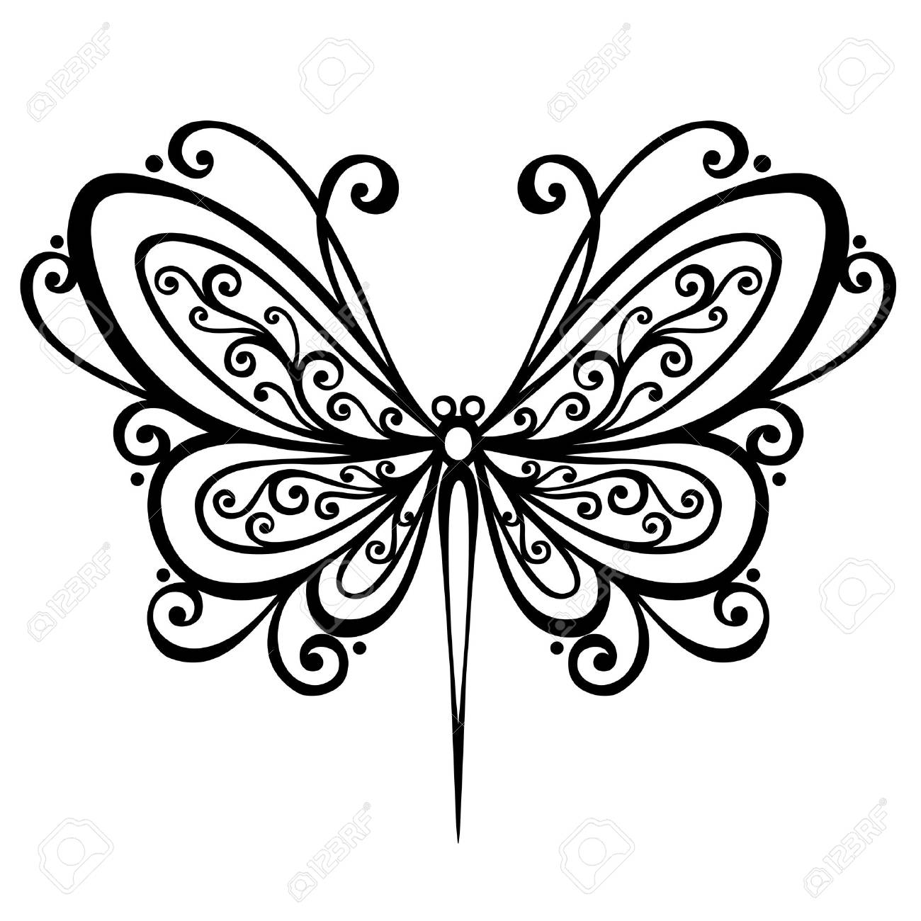 1300x1300 11,449 Dragonfly Cliparts, Stock Vector And Royalty Free Dragonfly