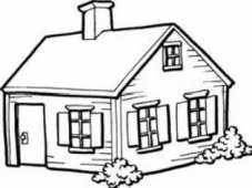 227x170 House Clipart My House
