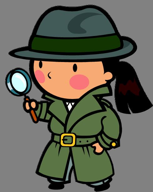 489x613 Inspector Clipart