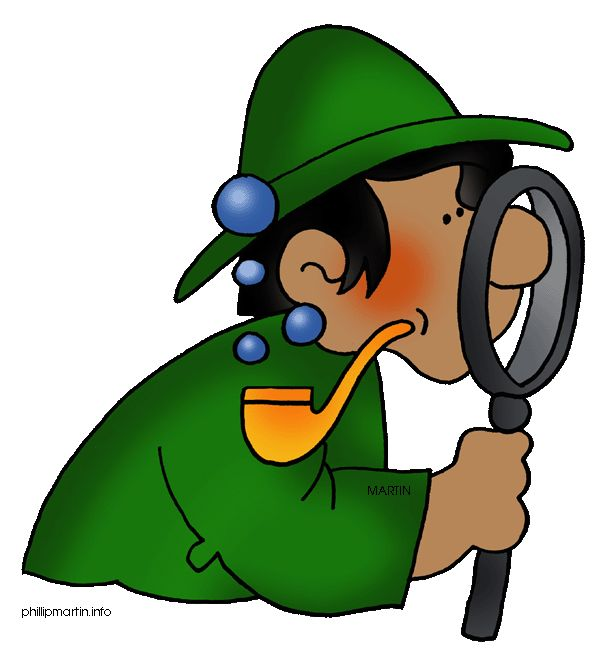 612x648 Sherlock Holmes Clipart Safety Inspection