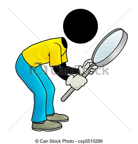 450x470 Inspection Clipart