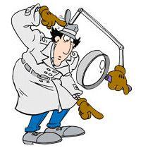 210x210 Inspector Gadget Clip Art