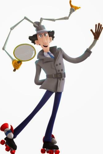 334x500 Inspector Gadget Clip Art Of Characters Cliparts
