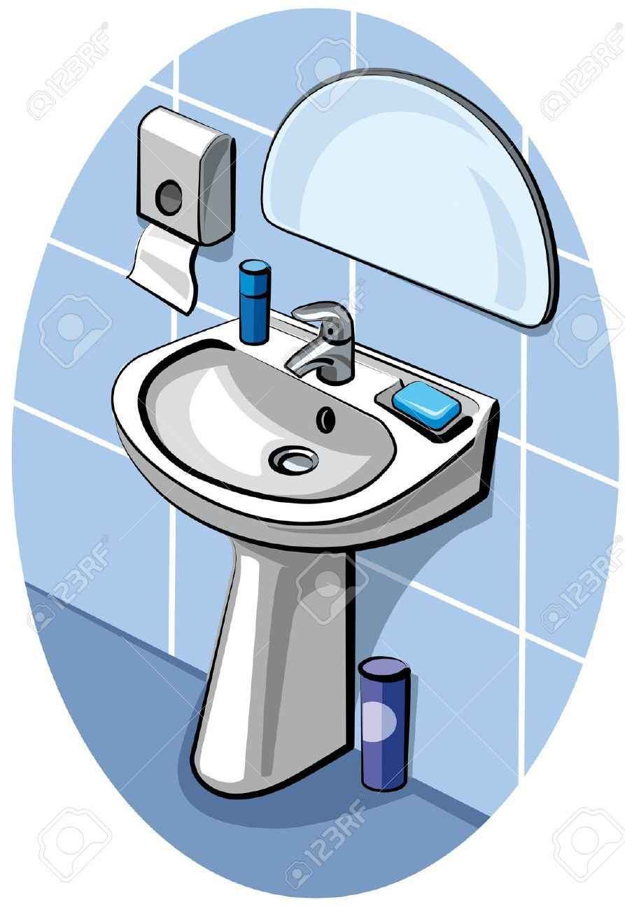 893x1300 Inspirational Bathroom Sink Clipart Explore Pictures Clip Art