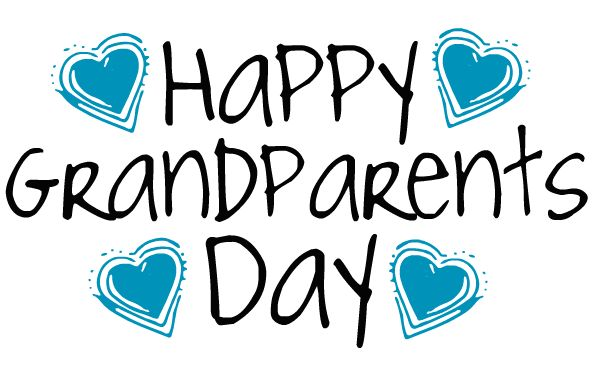 600x368 Inspirational Clip Art Grandparents Day Cliparts