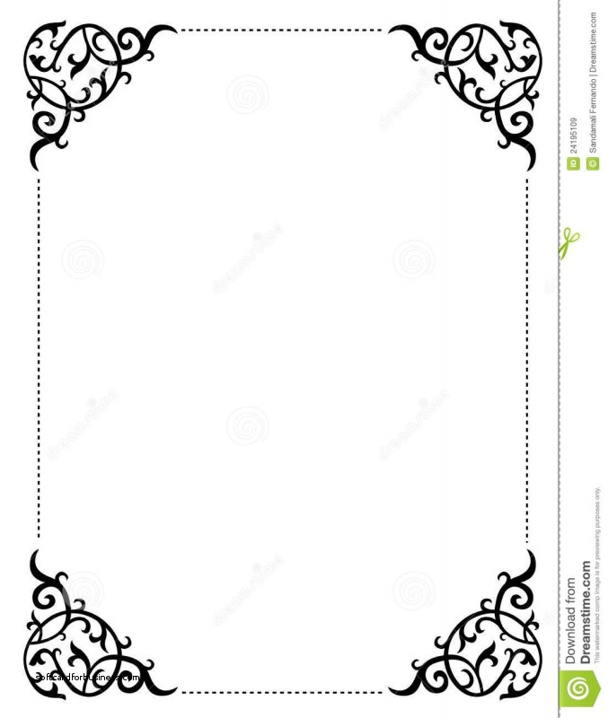 677x800 Wedding Invitation. Best Of Border For Wedding Invitation Clip Art