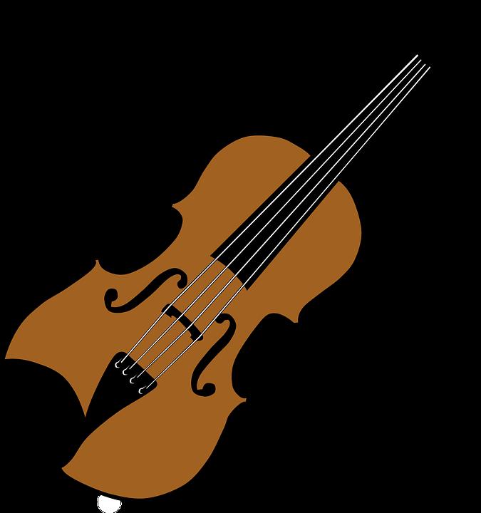 675x720 Instrument Clipart Fiddle