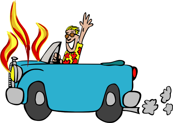 600x429 Auto Insurance Crash Clip Art