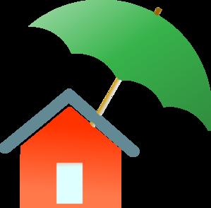 299x294 Home Insurance Clip Art