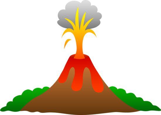 550x391 Best Volcano Clipart Ideas Logos Examples, Logo