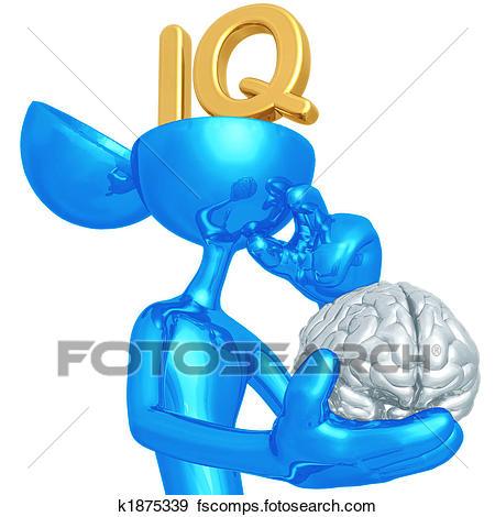 450x470 Iq Clip Art Stock Illustrations. 692 Iq Eps Illustrations