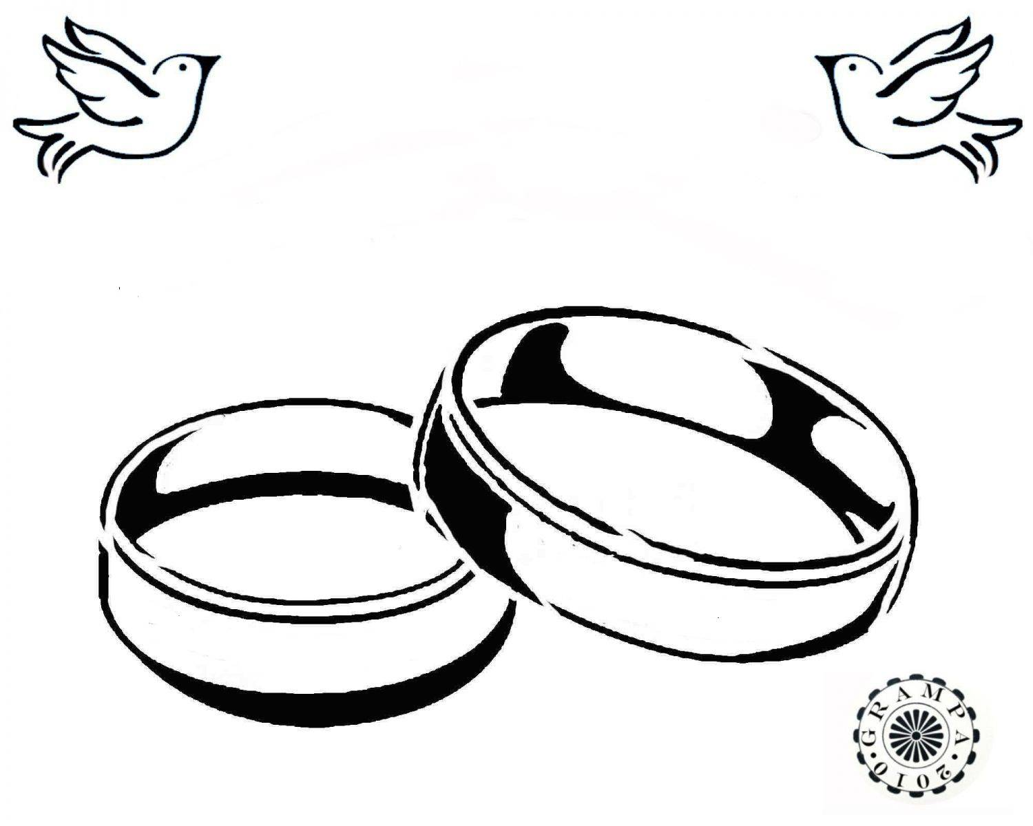1500x1200 Drawn Ring Marriage Ring
