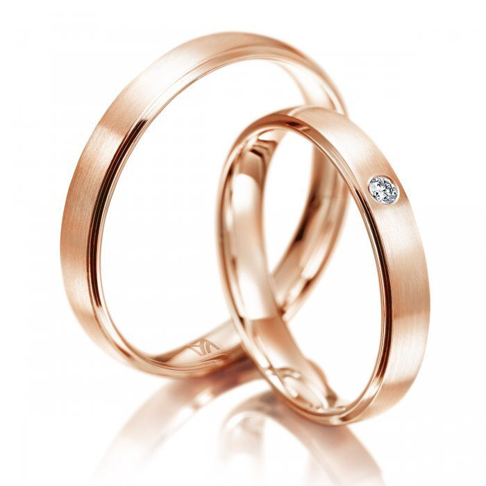 700x700 15 Best Wedding Bands Images Rings, Rose Gold And Blues