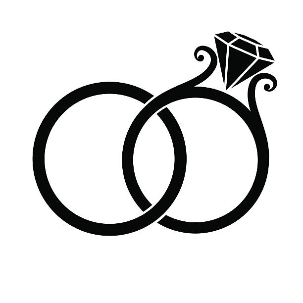 612x612 Vector Clipart Wedding Ring