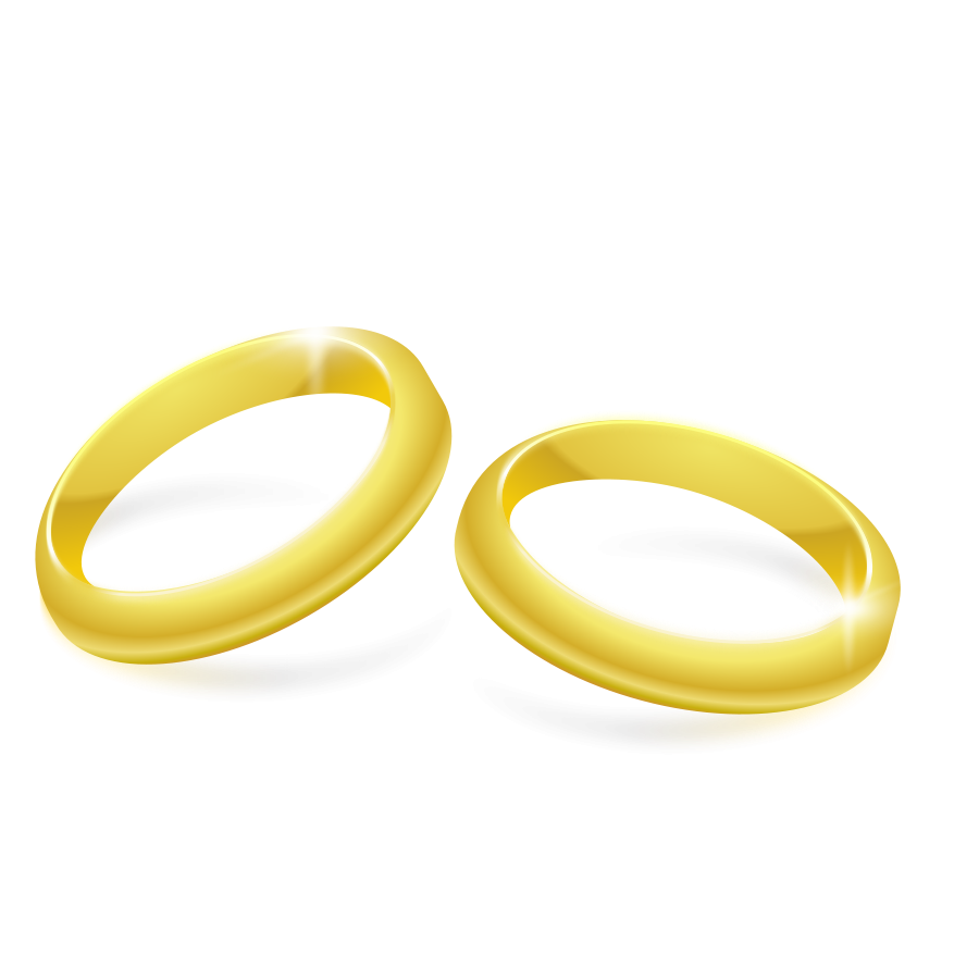 900x900 Wedding Rings Interlocking Wedding Rings Clipart Wedding Rings