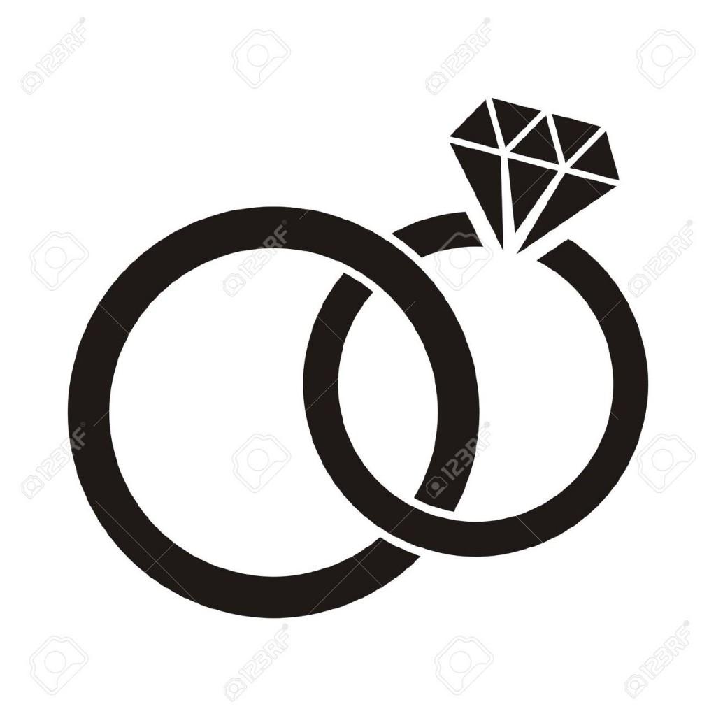 Interlocking Wedding Rings Clipart Free download best Interlocking