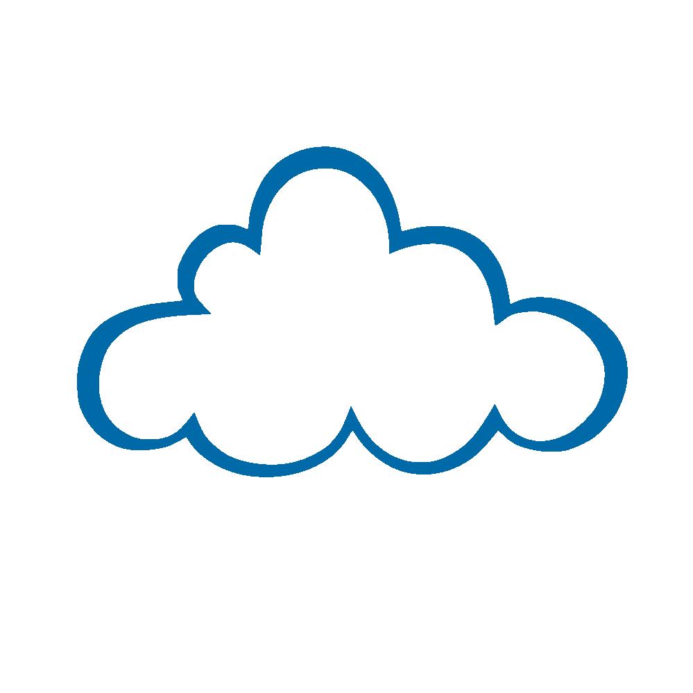 999x999 Cloud Clipart Internet Cloud