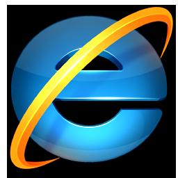 256x256 Internet Explorer Symbol Clipart