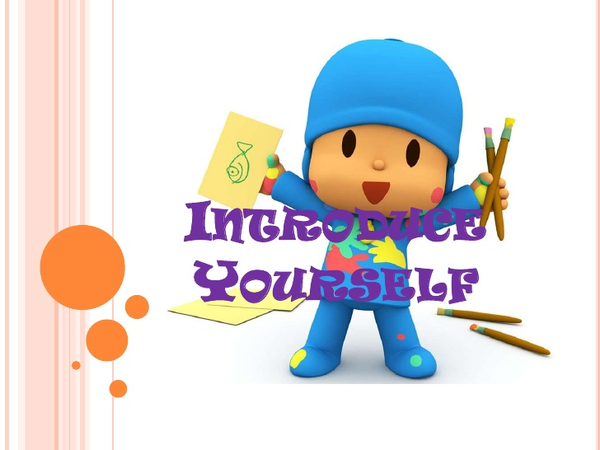 600x450 Business Clipart Introduce Yourself