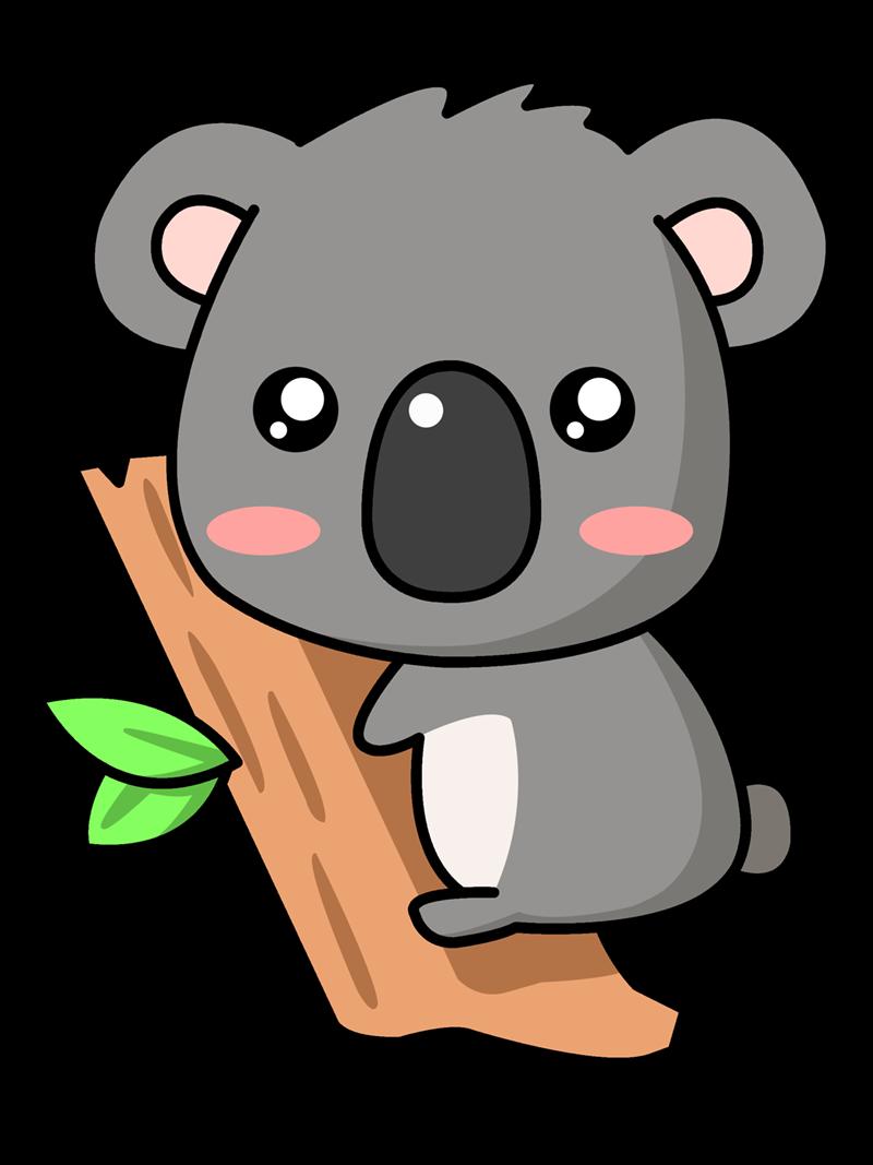 800x1067 Free To Use Amp Public Domain Koala Clip Art Cute