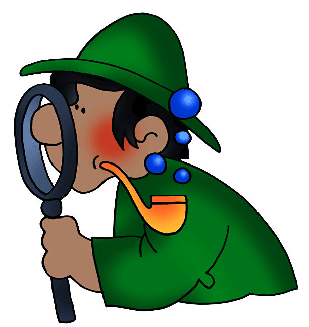 612x648 Kid Detective Clipart Free Clipart Images