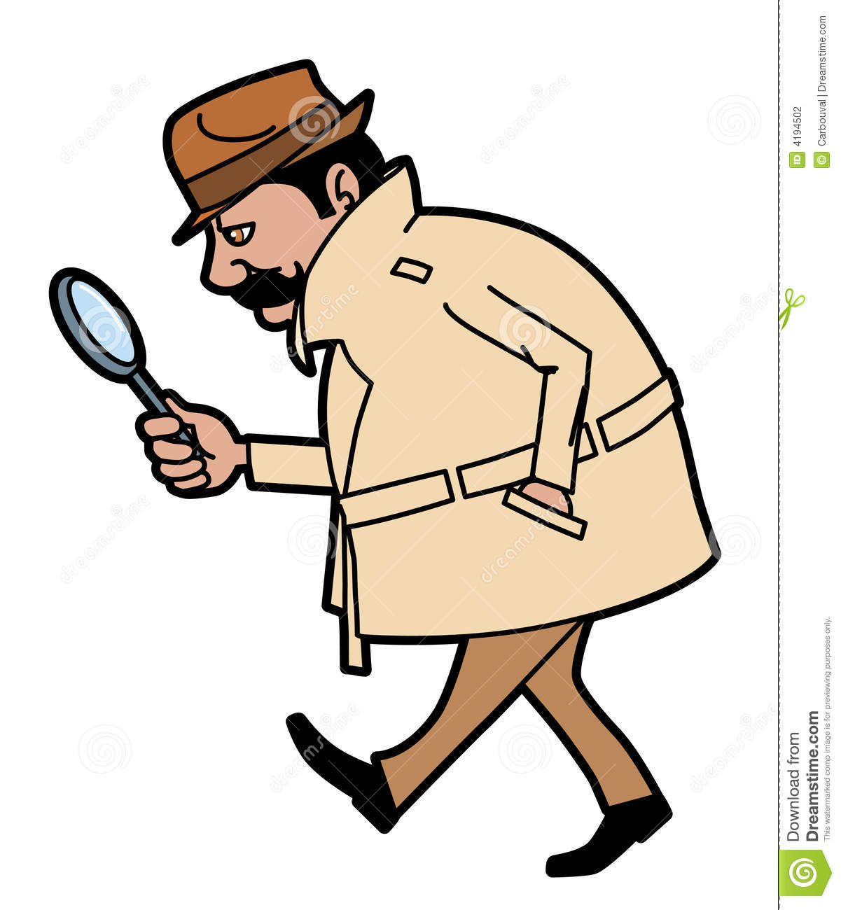 1201x1300 Detective Clipart Free Clipart Panda