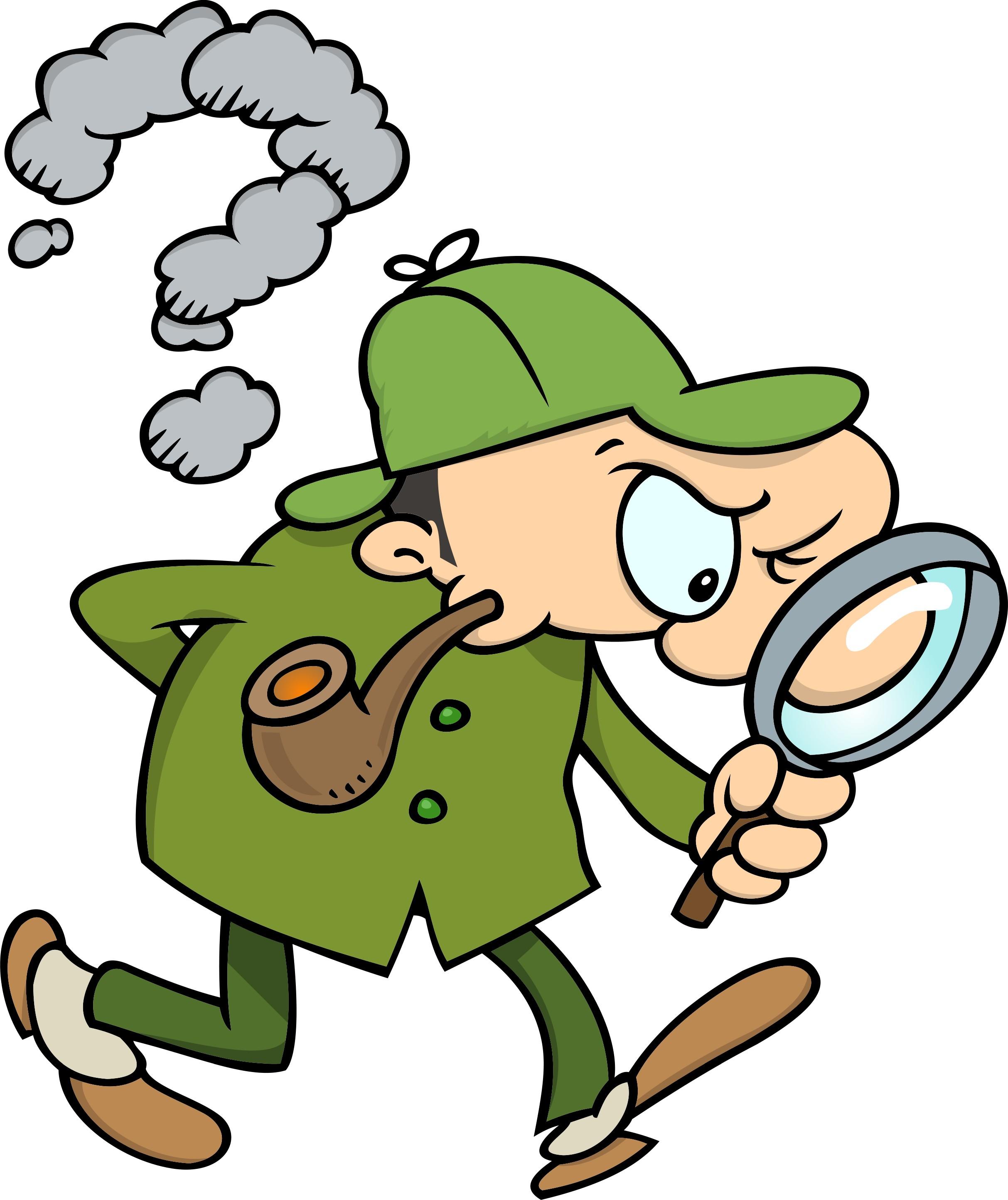 2426x2888 Detective Clipart Print Clip Art Picture Clipartme