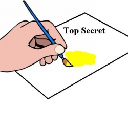 250x250 Mystery Clipart Writing
