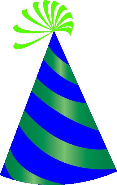 378x596 Party Hat Clip Art
