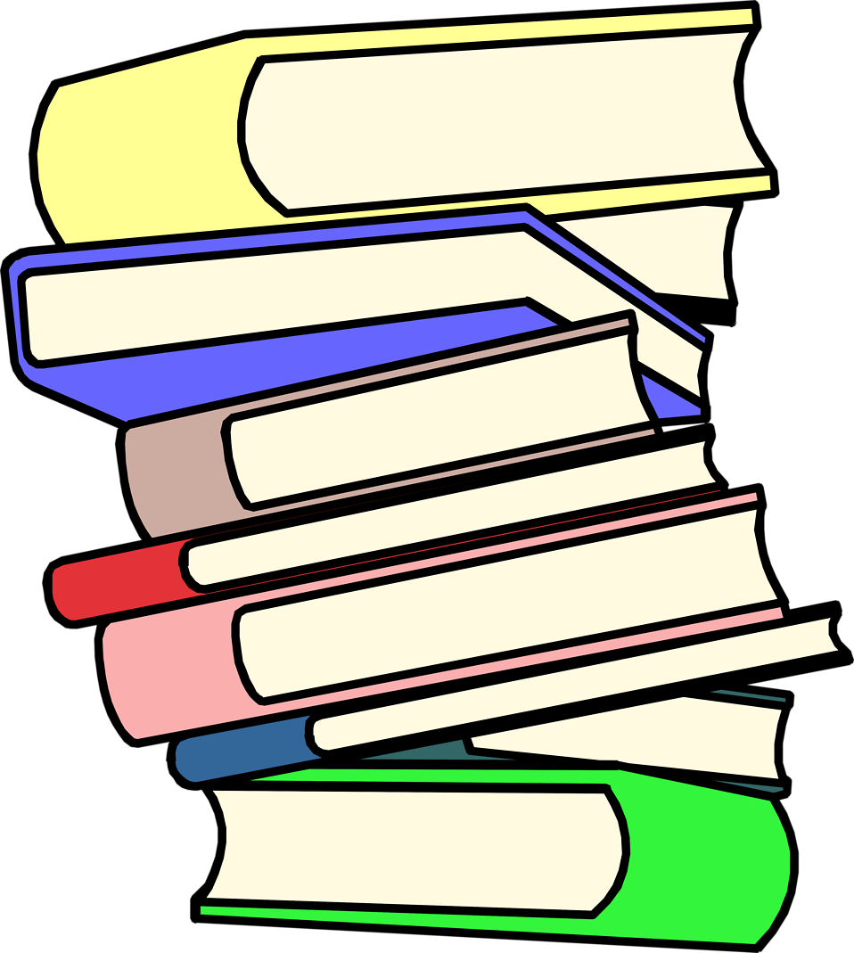 958x1069 Stack Of Books Clip Art The Cliparts