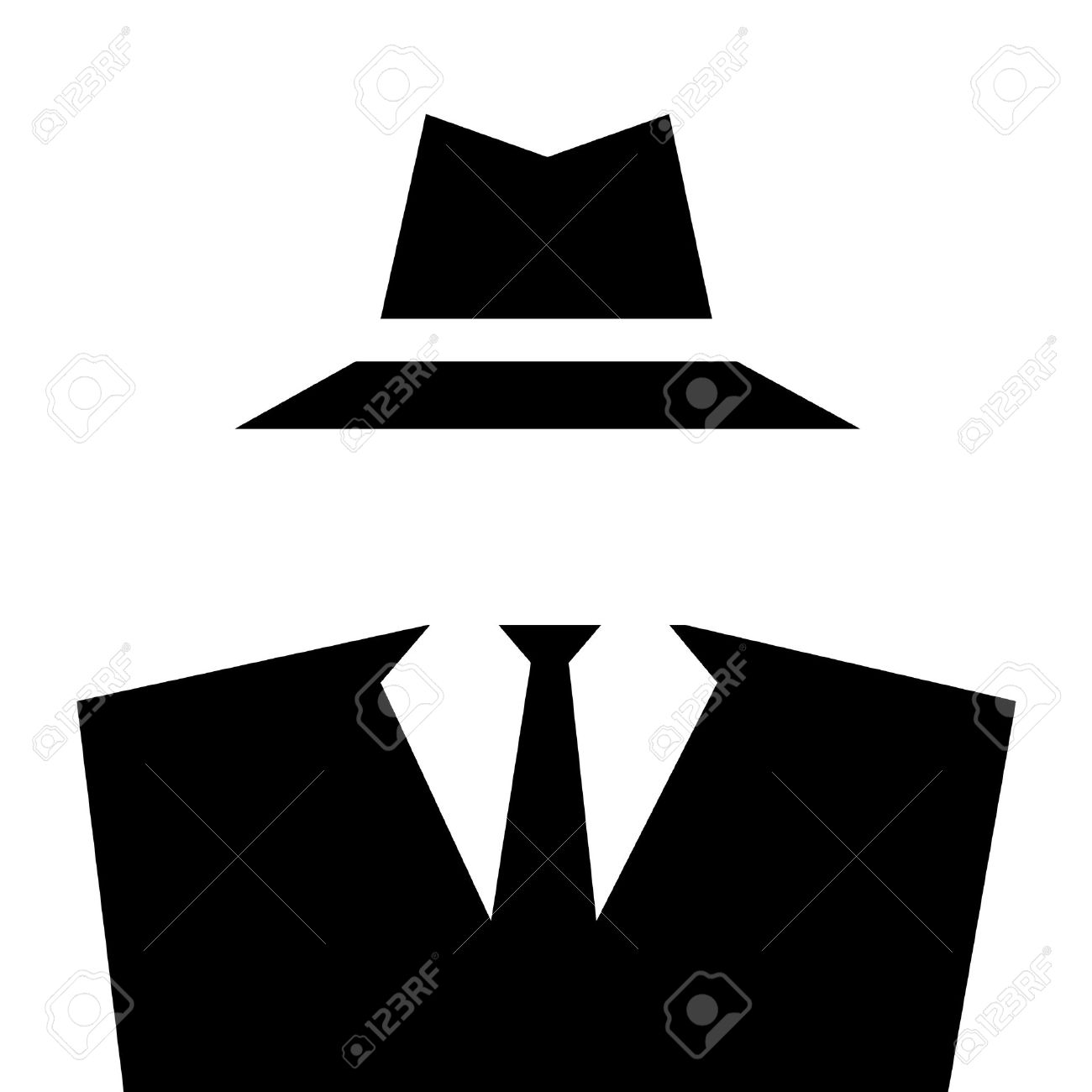1300x1300 Suit Clipart Anonymous