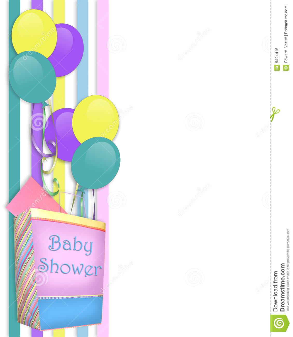 1130x1300 Free Clipart For Baby Shower Invitation And Borders