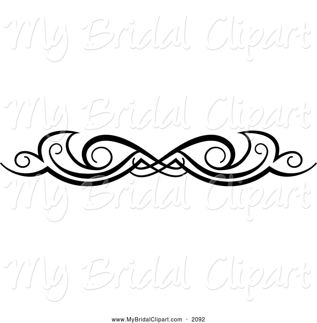 1024x1044 Swirl Design Border Clipart