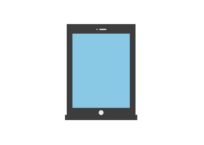 Ipad vector. Clipart free download best