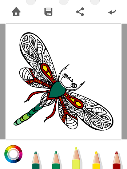 413x550 Ipad Coloring Book Apps For Adults To Help You Relax Amp Unwind