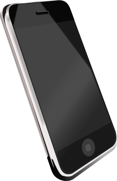 384x595 Electronics Clipart Iphone Clipart Smartphone Clipart Gallery