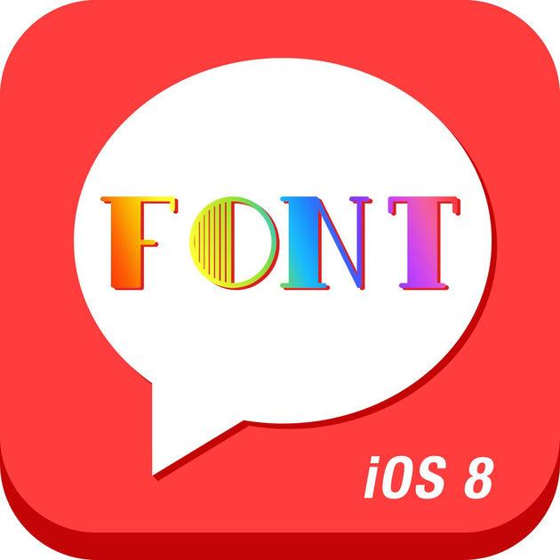 630x630 Font Keyboard Pro
