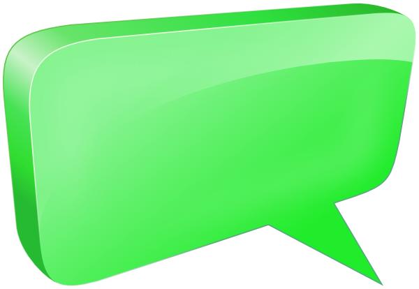 600x414 3d Text Clip Art Download