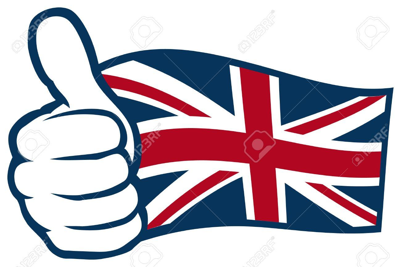 1300x865 British Flag Clipart Northern Ireland