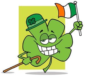 300x274 Free Irish Flag Clip Art Image