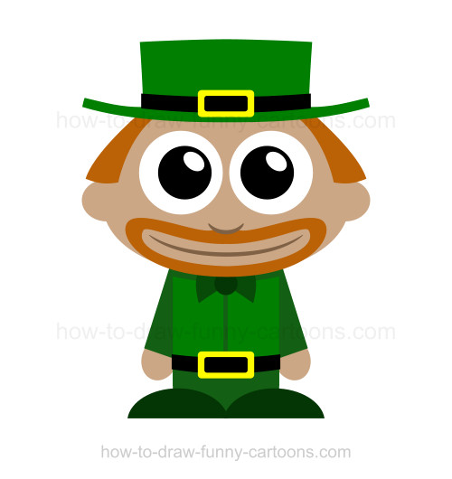 500x530 How To Draw An Irish