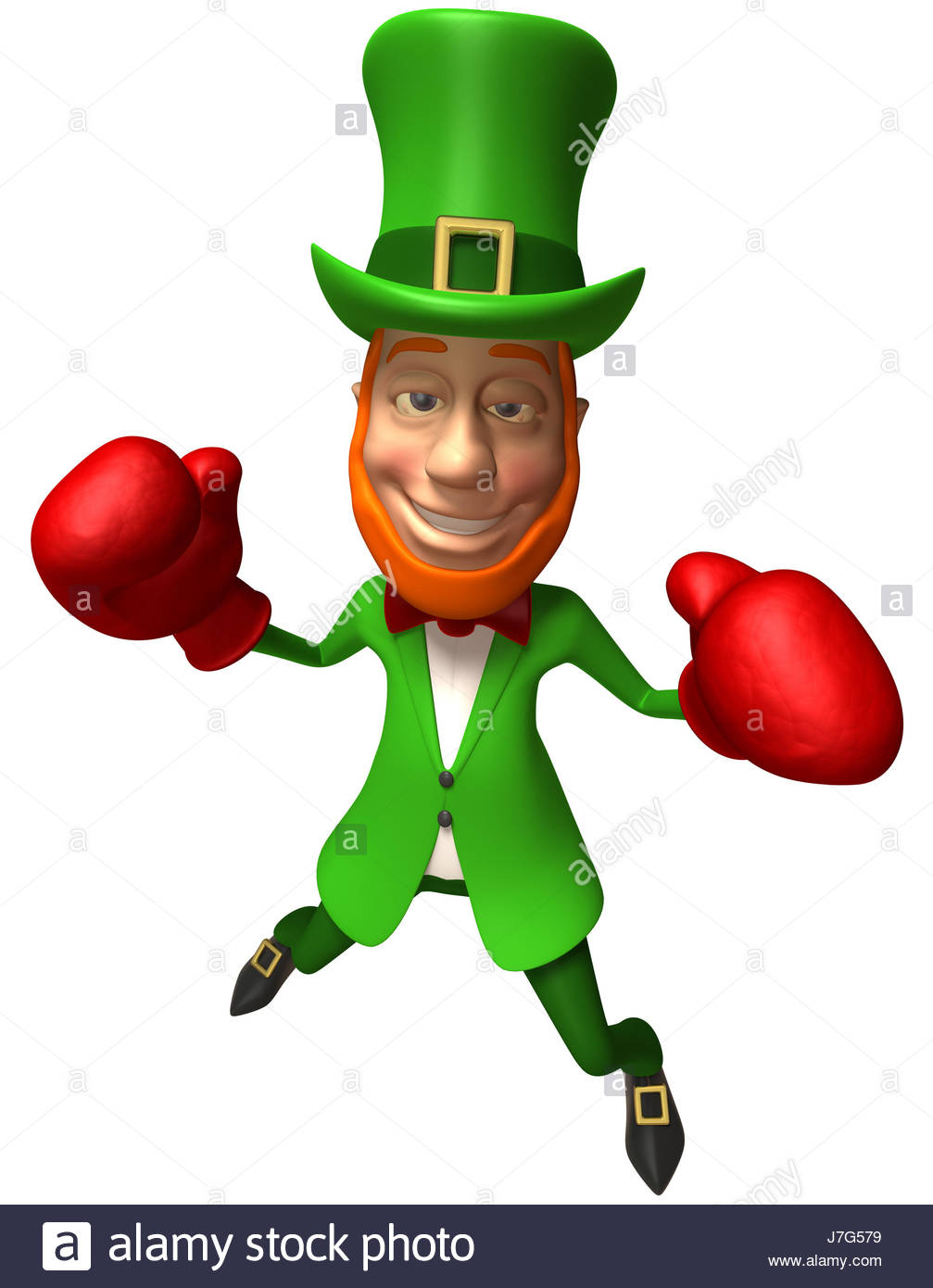 1007x1390 Ireland Irish Cartoon Goblin Leprechaun Green Guy Hat Illustration