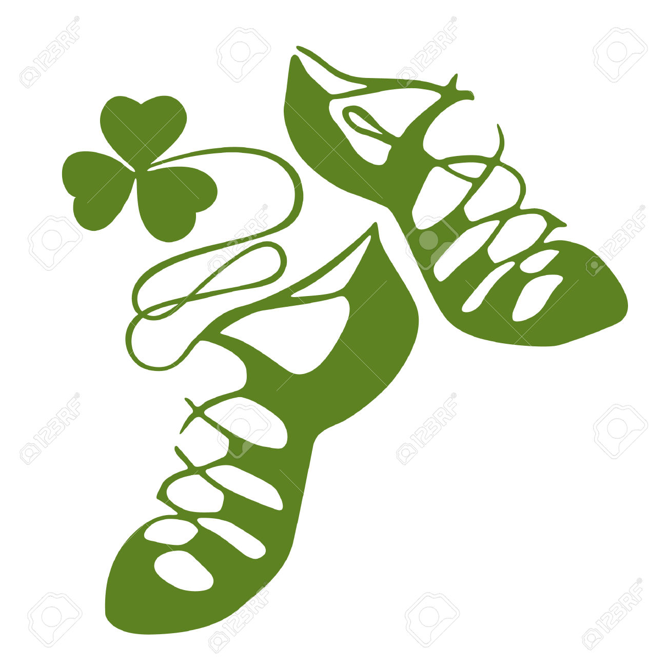 1300x1300 Ireland clipart irish dancing