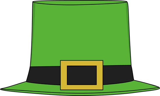 550x330 Irish Top Hat Clip Art