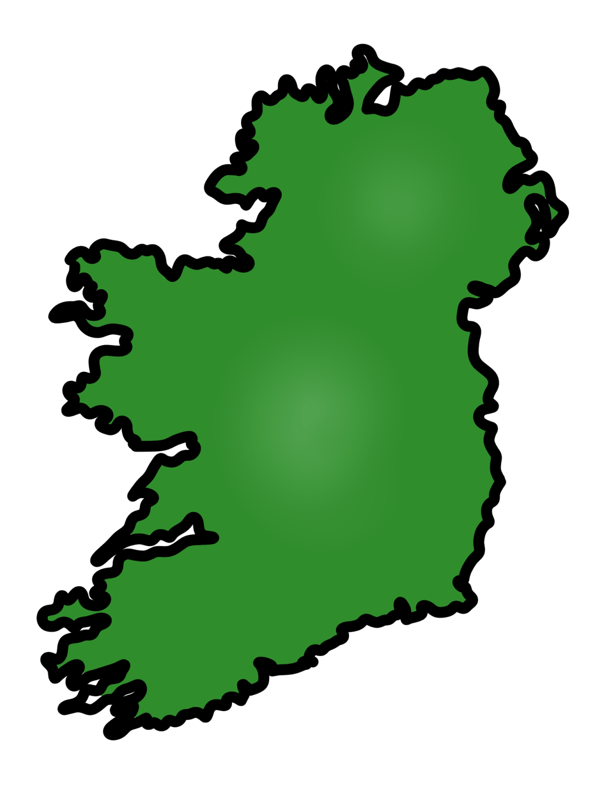 1200x1600 Ireland Clipart Ireland