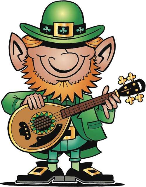 500x639 Top 10 Irish Clip Art
